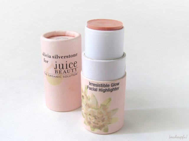 Alicia Silverstone for Juice Beauty Irresistible Glow Facial Highlighter