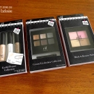 e.l.f. Beauty School 2011: Eyelid Primer Collection, Cream Eyeshadow Collection Everyday Eye Palette, and Blush & Bronzer Palette