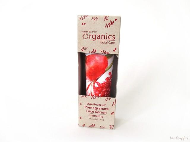 Desert Essence Age Reversal Pomegranate Serum