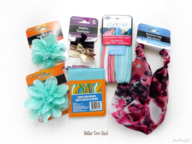 May 2015 Dollar Tree Haul