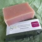 DressGreen soap in <i>Pomegranate Juice</i>