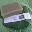 DressGreen Matcha Tea Shaving Soap