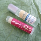 DressGreen Lip Balm in Raspberry and Perfume Oil in Kashmir