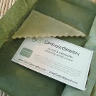 DressGreen Spearmint Tangerine Soap Sample