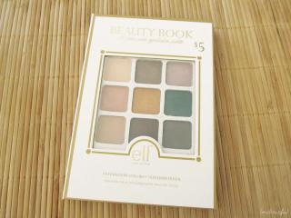 e.l.f Beauty Book: Nude ~2013 Walgreens Holiday Collection~