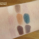 Swatches of the e.l.f Beauty Book: Nude ~2013 Walgreens Holiday Collection~