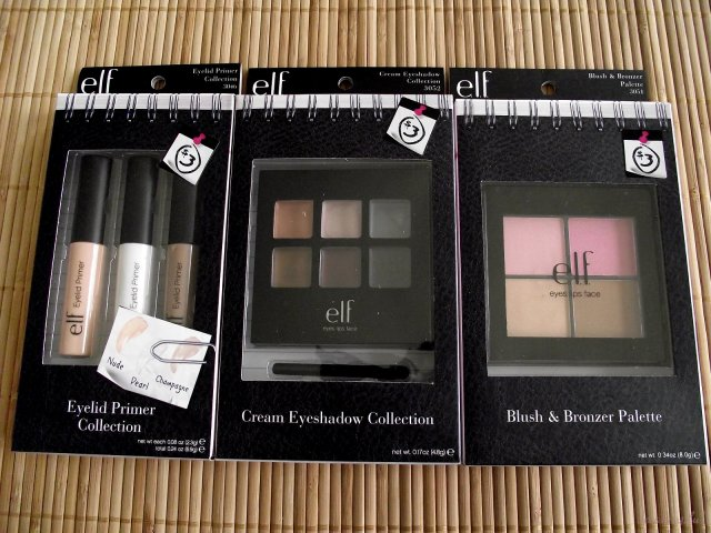 e.l.f. LE Beauty School 2011 collection for Target