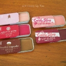 e.l.f. Candy Shop Lip Gloss and 2009 Limited Edition Holiday Candy Lip Tin Set.