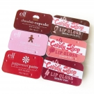 e.l.f. Candy Shop Lip Gloss and Target 2009 Limited Edition Holiday Candy Lip Tin Set