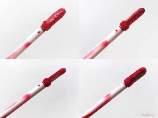 Close up of the e.l.f. Essential Ex-tra Lip Gloss applicator
