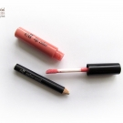 Lip gloss and eyeliner pencil in the e.l.f. Halloween 2014 Enchanted Beauty Book