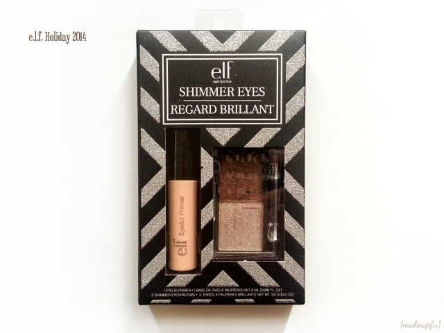 e.l.f. Holiday 2014 Shimmer Eyes Set [Online Version]