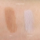 Swatches of e.l.f. Mineral Pearls: Natural and Skin Balancing