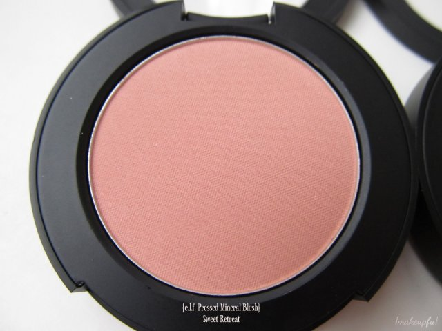 e.l.f. Mineral Pressed Mineral Blush in Sweet Retreat