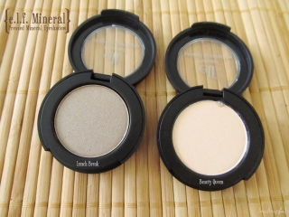 e.l.f. Mineral Pressed Mineral Eyeshadow in Beauty Queen and Lunch Break