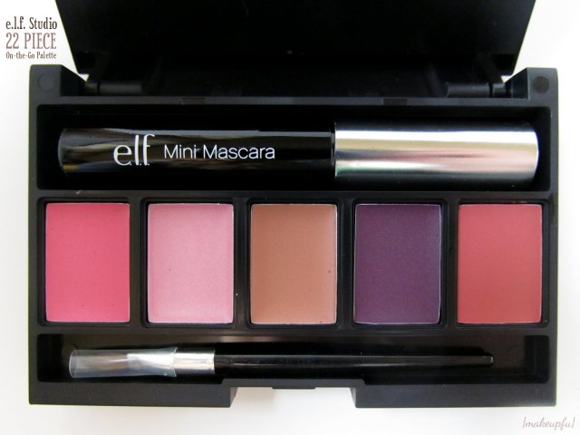 e.l.f. Studio 22 Piece On-the-Go Palette: Lips