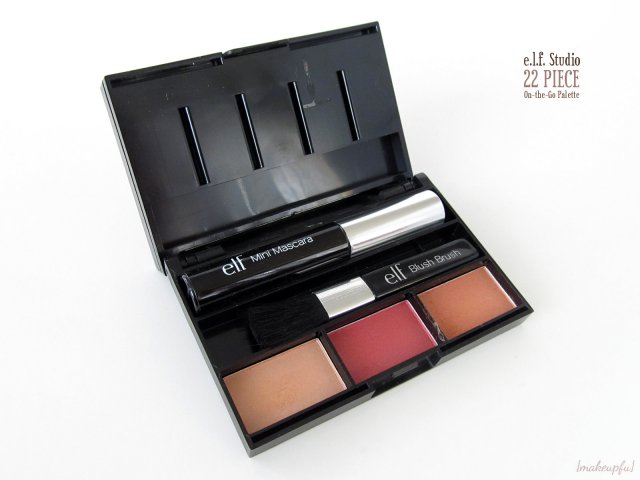 e.l.f. Studio 22 Piece On-the-Go Palette: Face