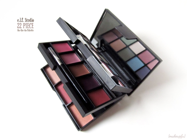 e.l.f. Studio 22 Piece On-the-Go Palette