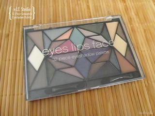 e.l.f. Studio 32-Pan Geometric Eyeshadow Palette