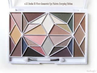e.l.f. Studio 32-Pan Geometric Eyeshadow Palette: Everyday Edition