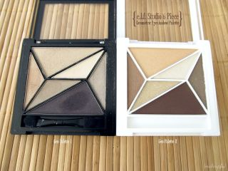 e.l.f. Studio 6 Piece Geometric Eyeshadow Palette