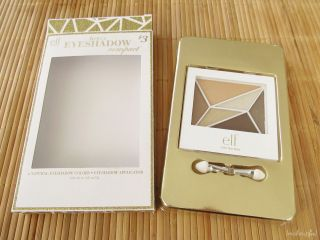 e.l.f. Studio 6 Piece Geometric Eyeshadow Palette II