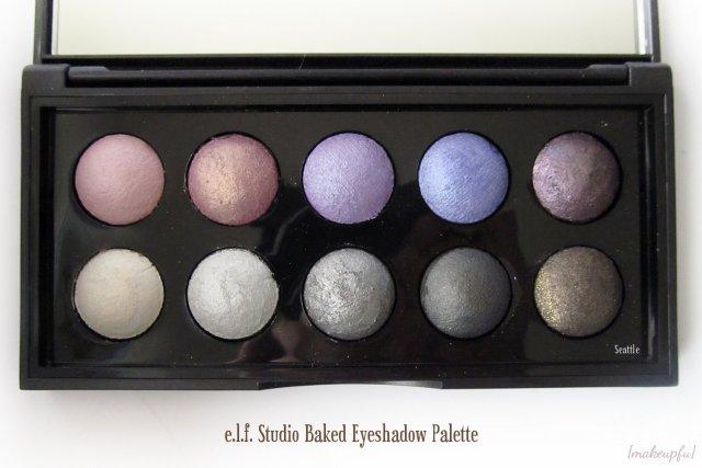 e.l.f. Studio Baked Eyeshadow Palette in Seattle