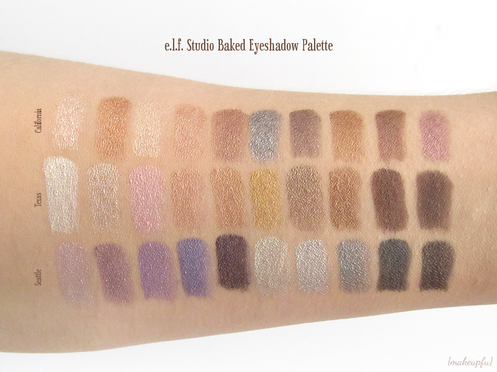 Prism Eyeshadow Palette - Naked by e.l.f. #11