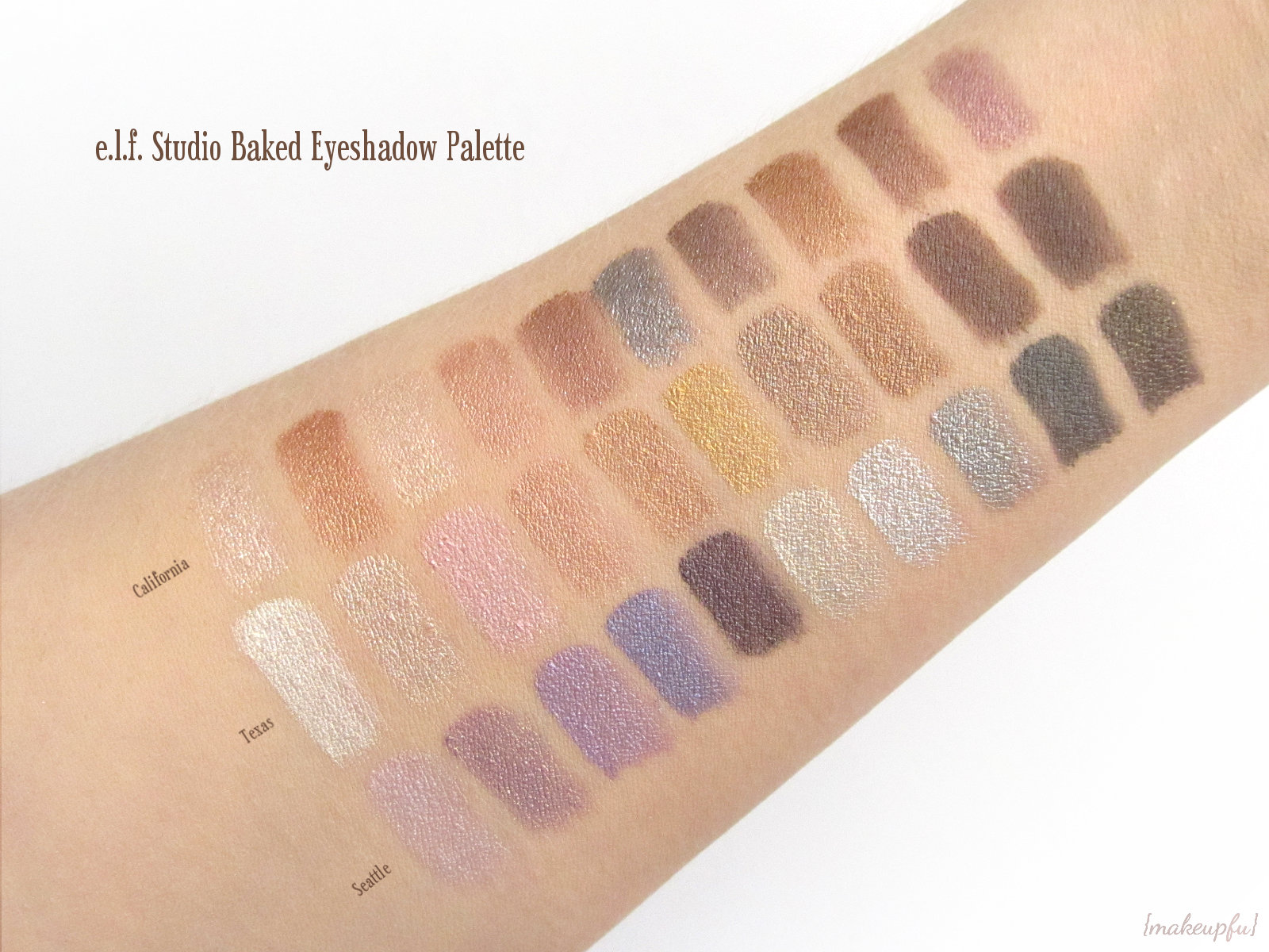 Prism Eyeshadow Palette - Naked by e.l.f. #8