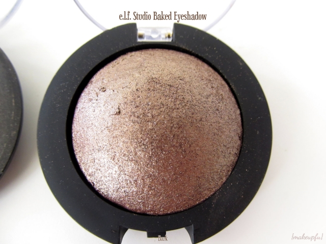 e.l.f. Studio Baked Eyeshadow in Bark