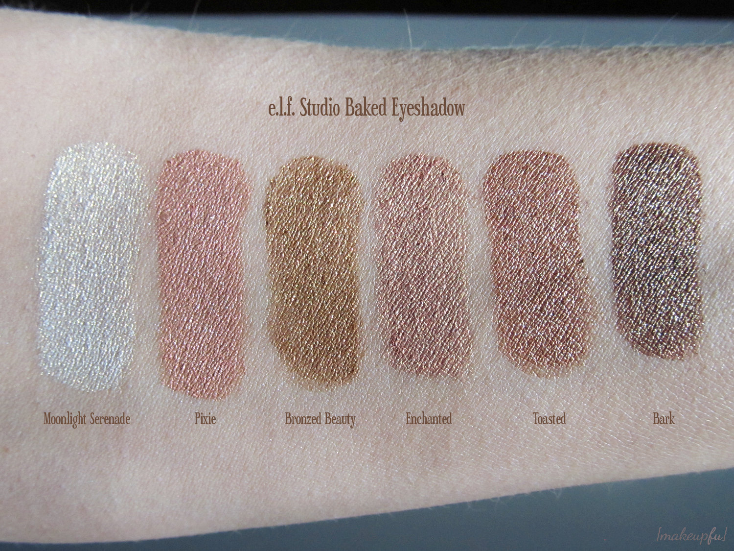 Prism Eyeshadow Palette - Naked by e.l.f. #12