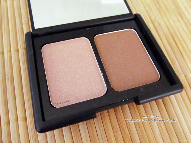 e.l.f. Studio Contouring Blush and Bronzing Powder in Turks & Caicos