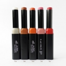 e.l.f. Studio Lip Balm in Clear, Nude, Peach, Pink, and Rose