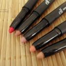 e.l.f. Studio Matte Lip Color in Rich Red, Praline, Tea Rose, Coral, and Nearly Nude