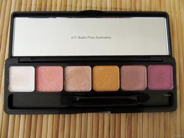 e.l.f. Studio Prism Eyeshadow in Sunset