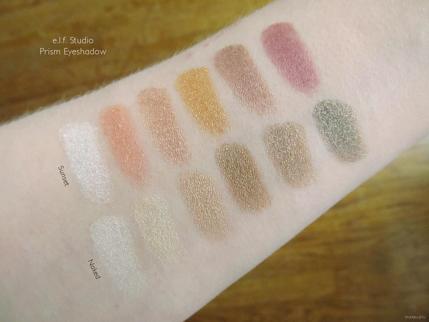 Prism Eyeshadow Palette - Naked by e.l.f. #17