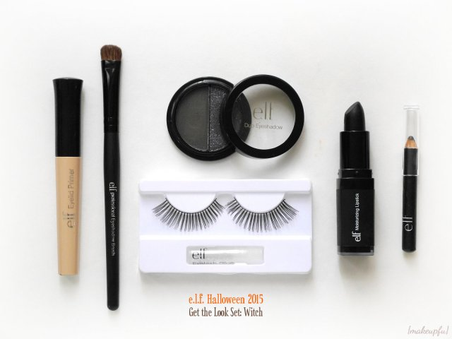 e.l.f. Halloween 2015 Get the Look Set: Witch {Unboxed}