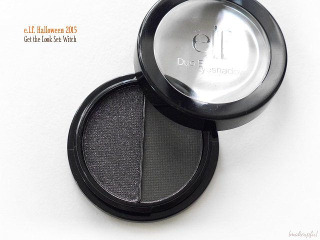 Essential Duo Eyeshadow of the e.l.f. Halloween 2015 Get the Look Set: Witch