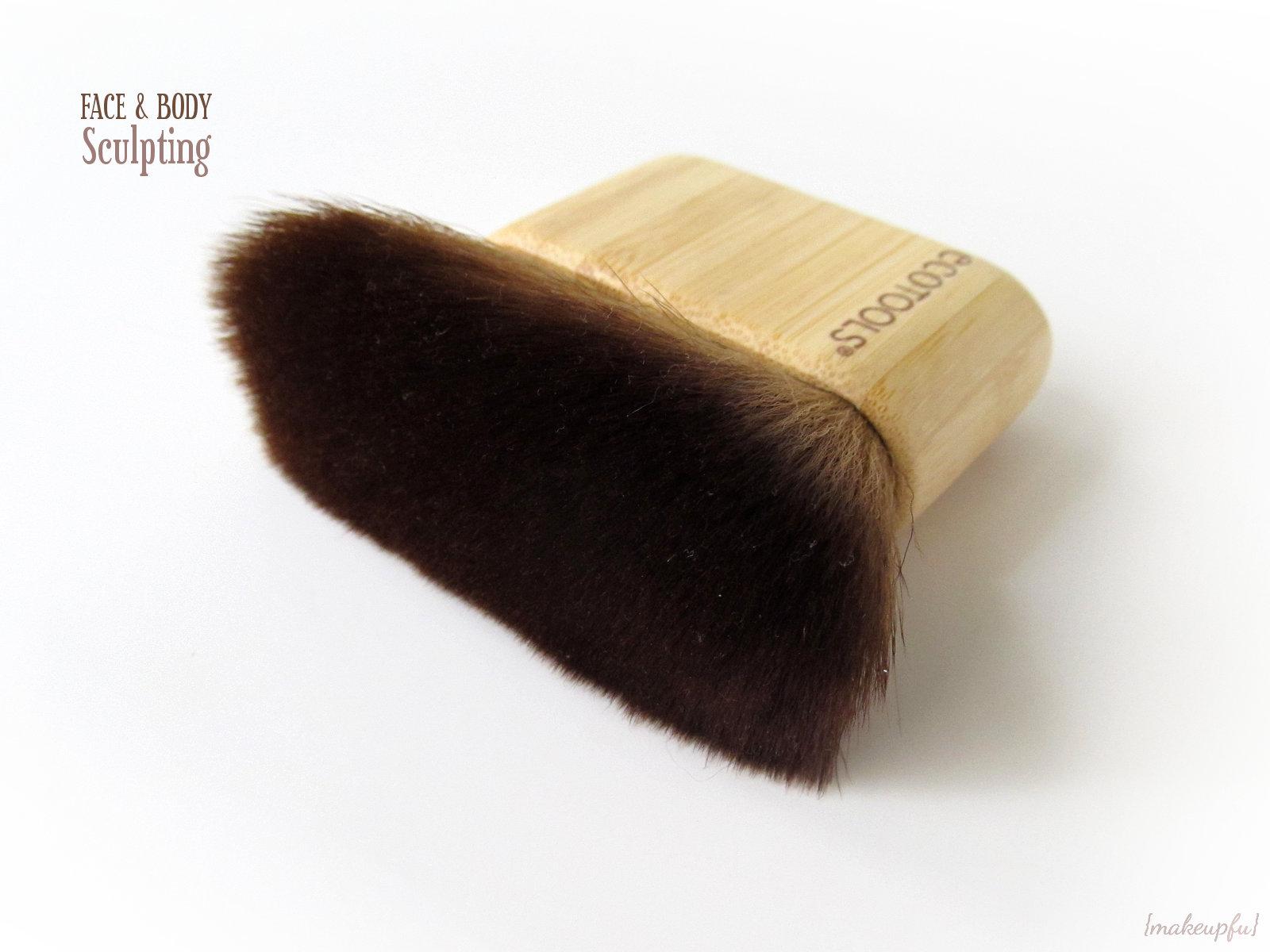 Ecotools Face Amp Body Sculpting Brush Review Makeupfu