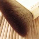 Closeup of the ecoTOOLS Face & Body Sculpting Brush