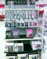 e.l.f. Back To School limited edition endcap at Target (Waterloo, IA)
