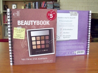 e.l.f. 2010 Back To School Beauty Books: Neutral Eye and Eye Brights Editions