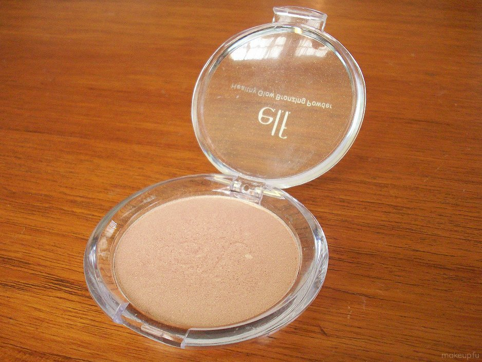 Productrater!: Review: ELF Healthy Glow Bronzing Powder