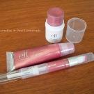 e.l.f Cosmetics in Pink Lemonade