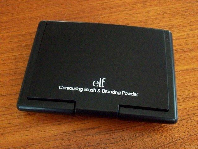 e.l.f. Studio Contouring Blush and Bronzing Powder