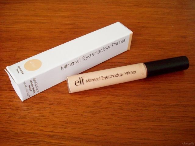 e.l.f. Mineral Eyeshadow Primer