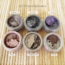 e.l.f. Mineral Eyeshadow: Royal, Socialite, Confident, Wild, Caffeinated, Sassy