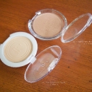 e.l.f. Clarifying Pressed Powder (Tone 1) and e.l.f. Healthy Glow Bronzing Powder (Sunkissed)