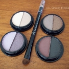 2009 Holiday Limited Edition e.l.f. Smokey Eyeshadow Kit
