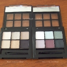 e.l.f. Back To School: Natural Shadows & Brush and Smoky Shadows & Brush